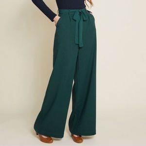 ModCloth green pants
